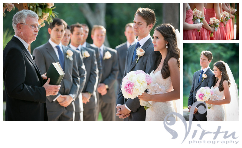 Laguna Gloria Outdoor Wedding