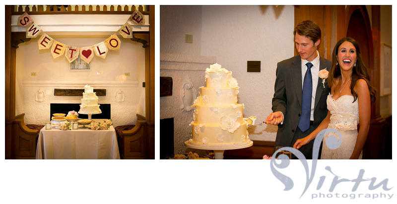 Sweet Treat Love Sign Wedding