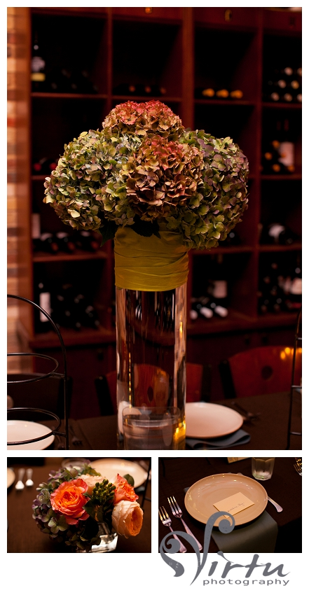 tall flower centerpieces for wedding reception