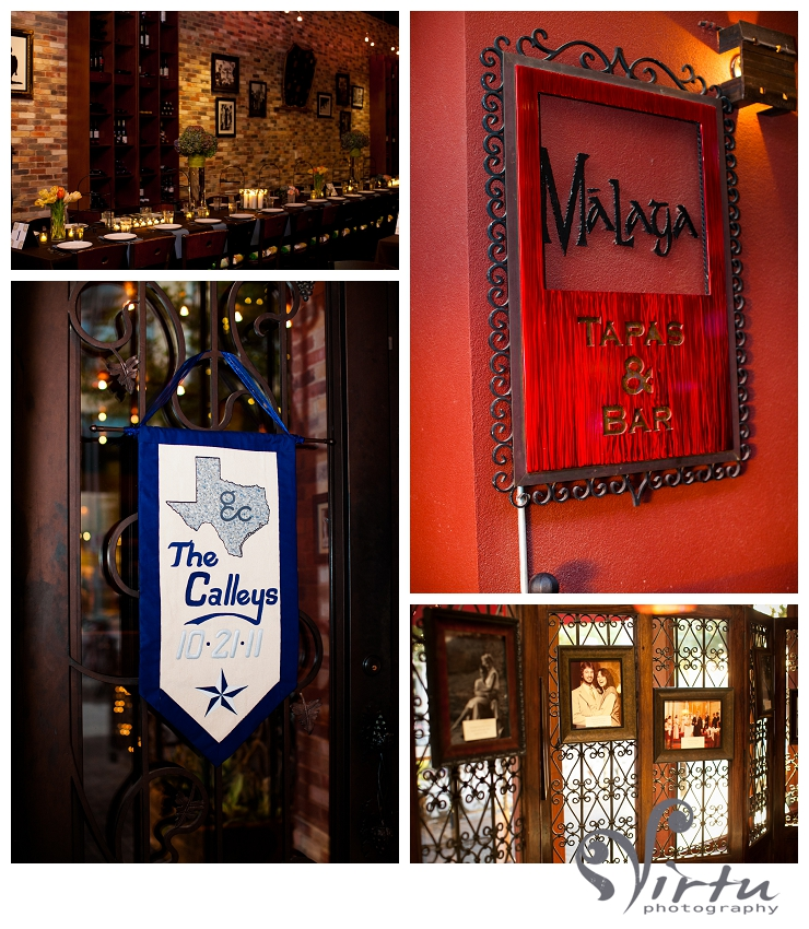custom wedding sign, generation photos at wedding, malaga tapas bar